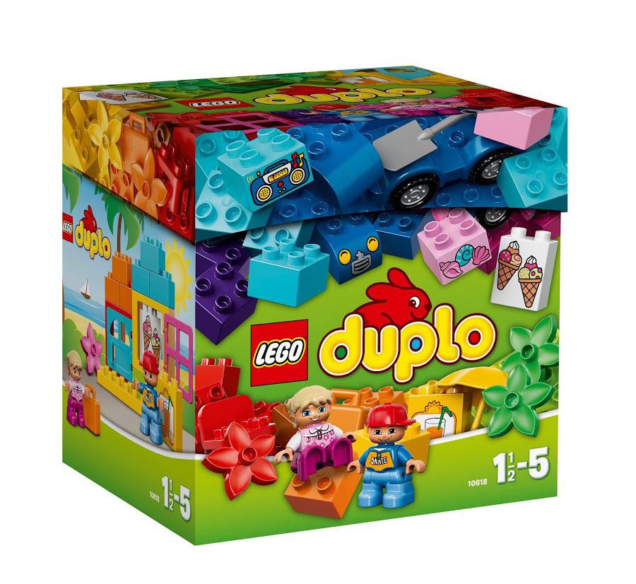 LEGO DUPLO Конструктор Веселые каникулы 10618 #1