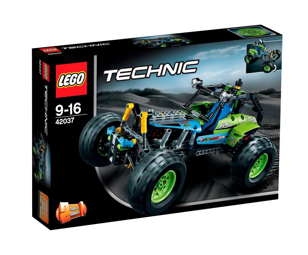 LEGO Technic Конструктор Внедорожник 42037 #1