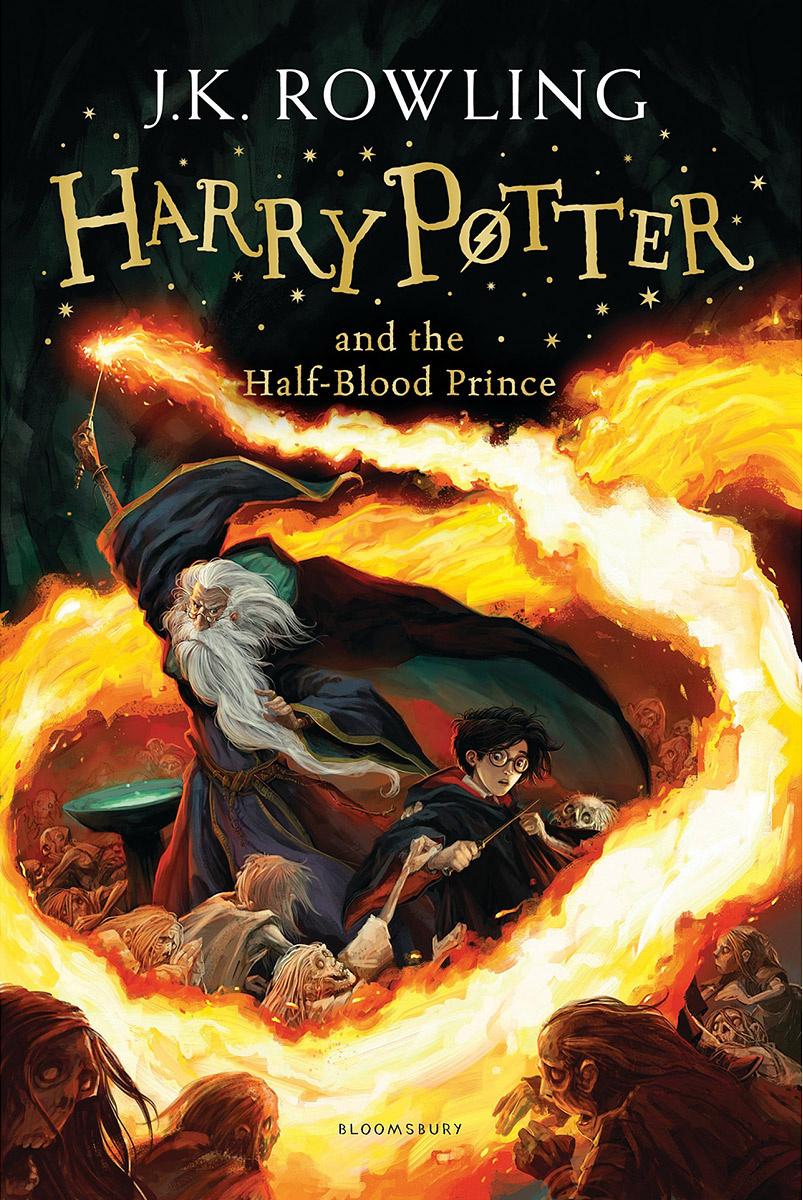 Harry Potter and the Half-Blood Prince | Роулинг Джоан Кэтлин #1