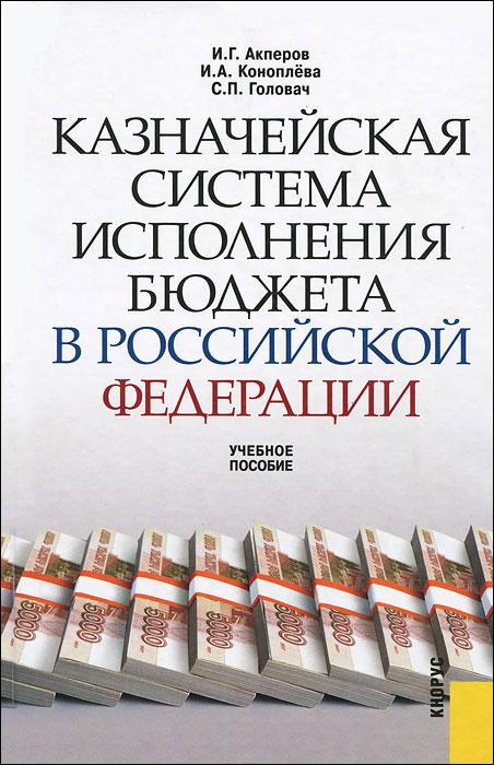 Казначейская система исполнения бюджета в Российской Федерации. Учебное пособие  #1
