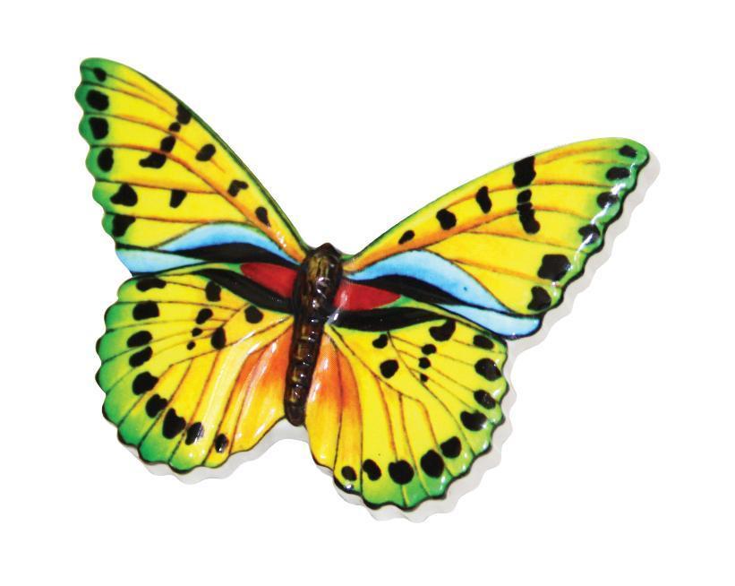 "Ароматизатор Butterfly ""Green Apple"". РН3207 #1"