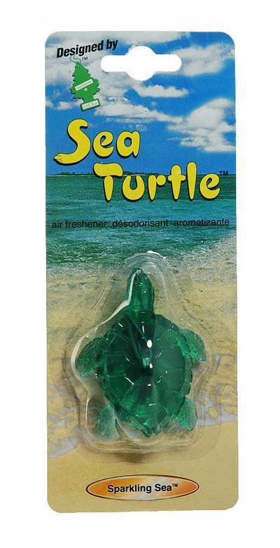 """Ароматизатор Car-Freshner """"Морская черепаха"""", цвет: зеленый #1"""