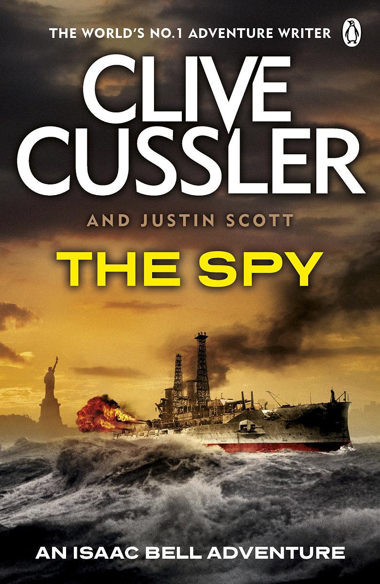 The Spy | Скотт Джастин, Касслер Клайв #1