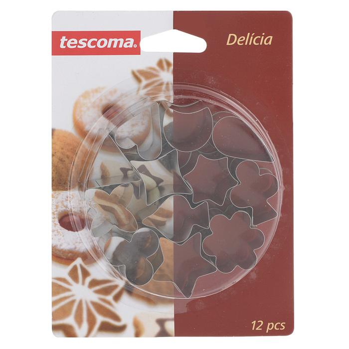 Форма для выпечки Tescoma, 12 шт #1