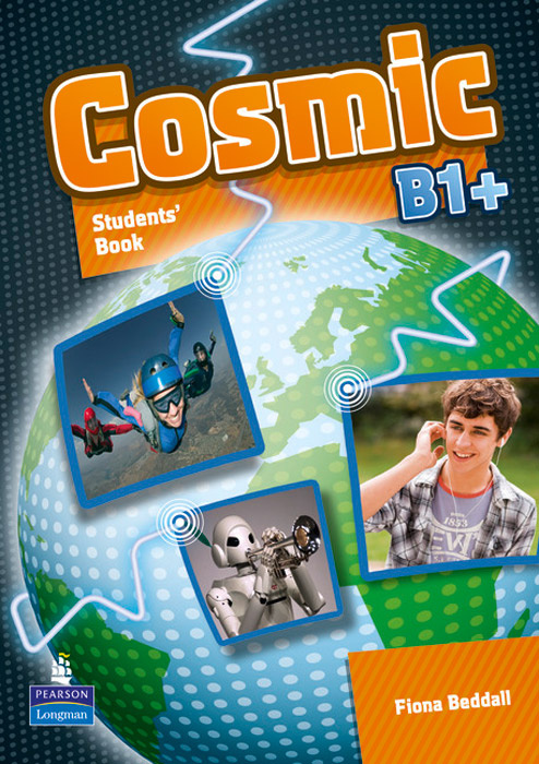 Cosmic B+: Syudents Book (+ CD-ROM) | Beddall Fiona #1