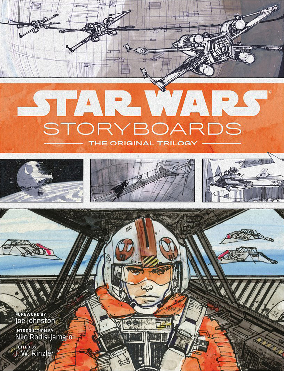 Star Wars Storyboards. The Original Trilogy | Джонстон Джо, Rodis-Jamero Nilo #1