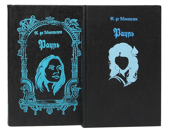 Рауль, или Искатель приключений (комплект из 2 книг) | Де Монтепен Ксавье  #1