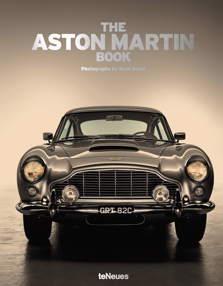 The Aston Martin Book #1