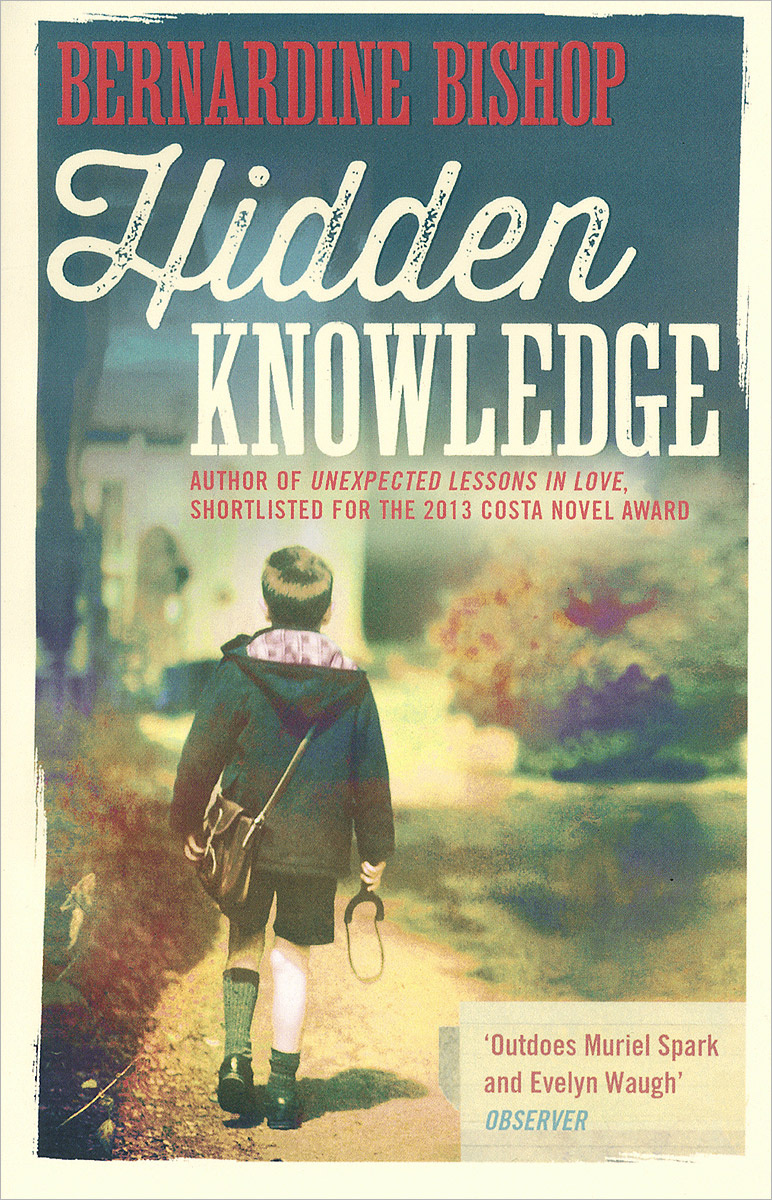Hidden Knowledge | Bishop Bernardine #1