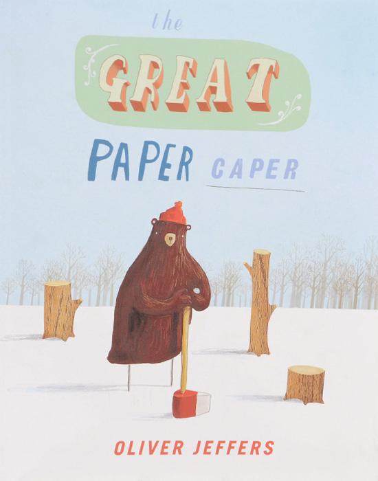 The Great Paper Caper #1