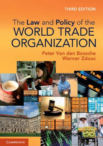 The Law and Policy of the World Trade Organization: Text, Cases and Materials #1