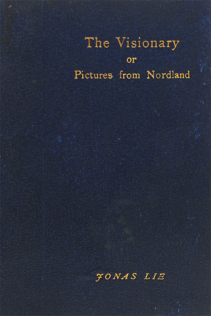 The Visionary Or Pictures from Nordland | Ли Юнас #1