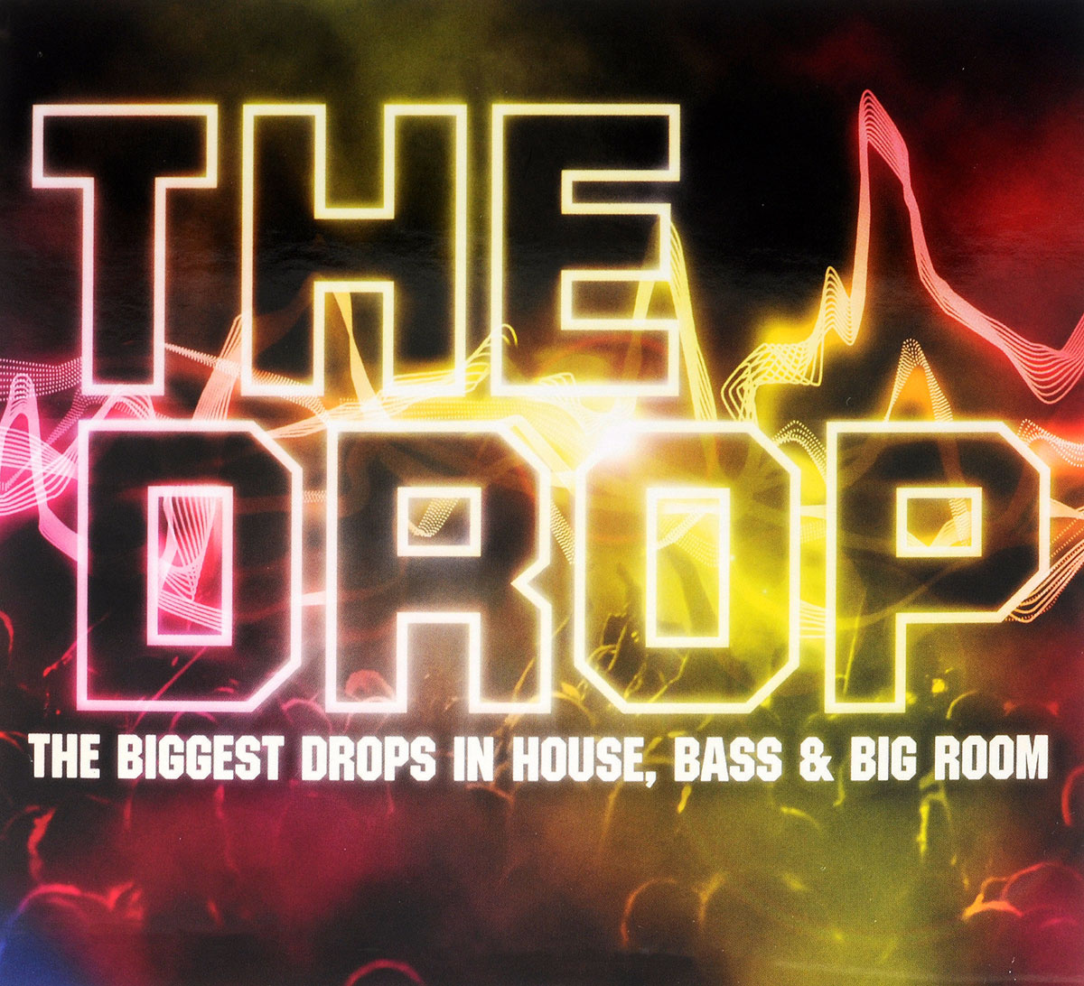 The Drop:The Biggest Drops In House, Bass & Big Room (3 CD) #1