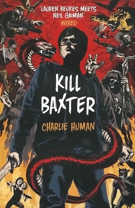 Kill Baxter   Human Charlie #1