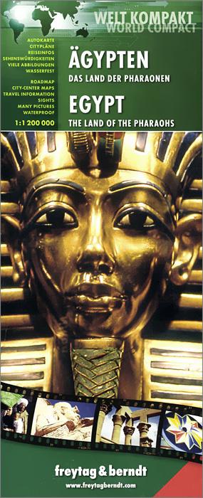 Egypt: The Land of the Pharaohs #1