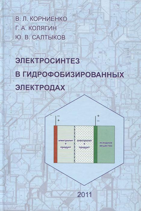 Электросинтез в гидрофобизированных электродах #1