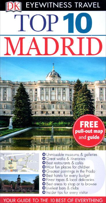 Madrid: Top 10 (+ карта) | Kindersley Dorling #1