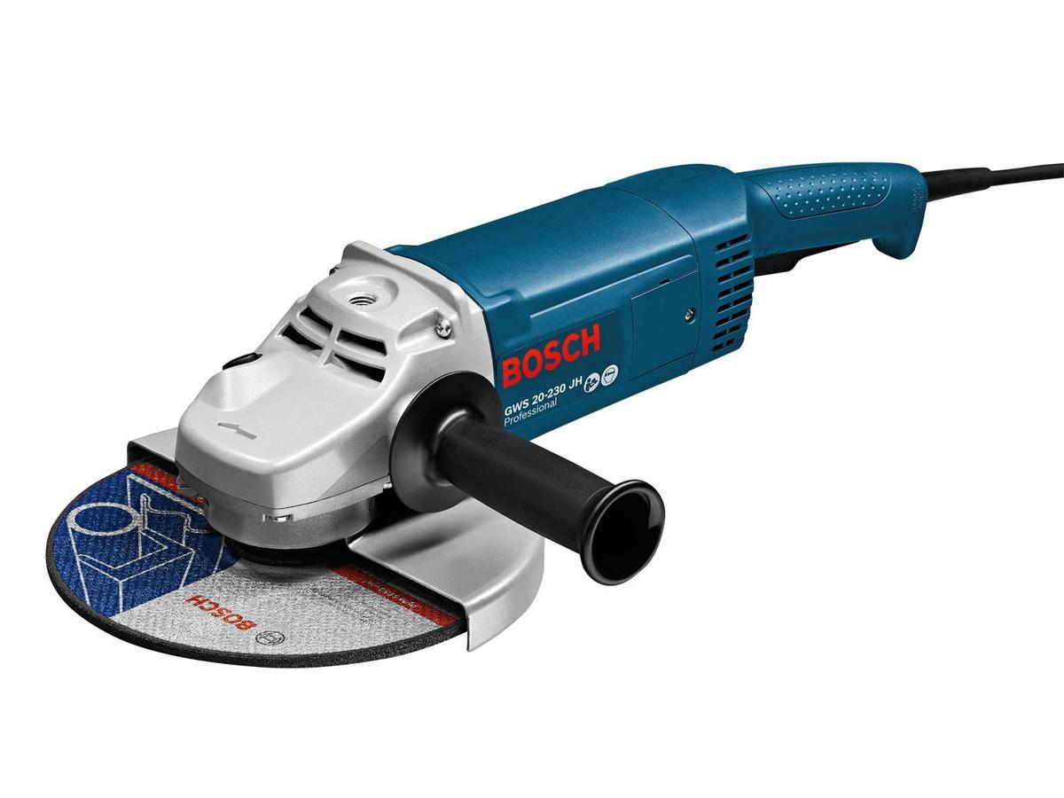 Шлифмашина угловая Bosch GWS 20-230 H Professional #1