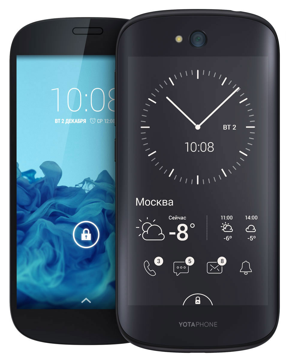 Смартфон Yota Devices YOTAPHONE 2 2048/32GB #1