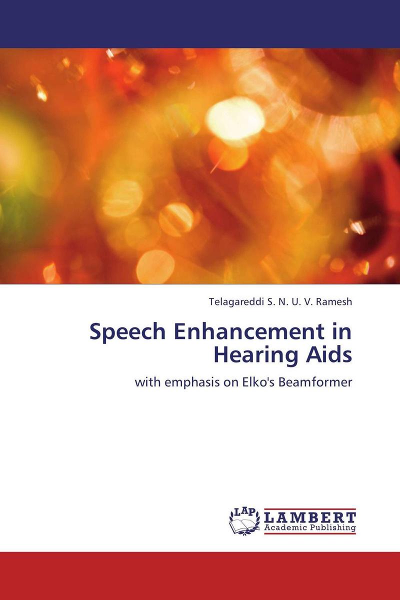 Speech Enhancement in Hearing Aids #1