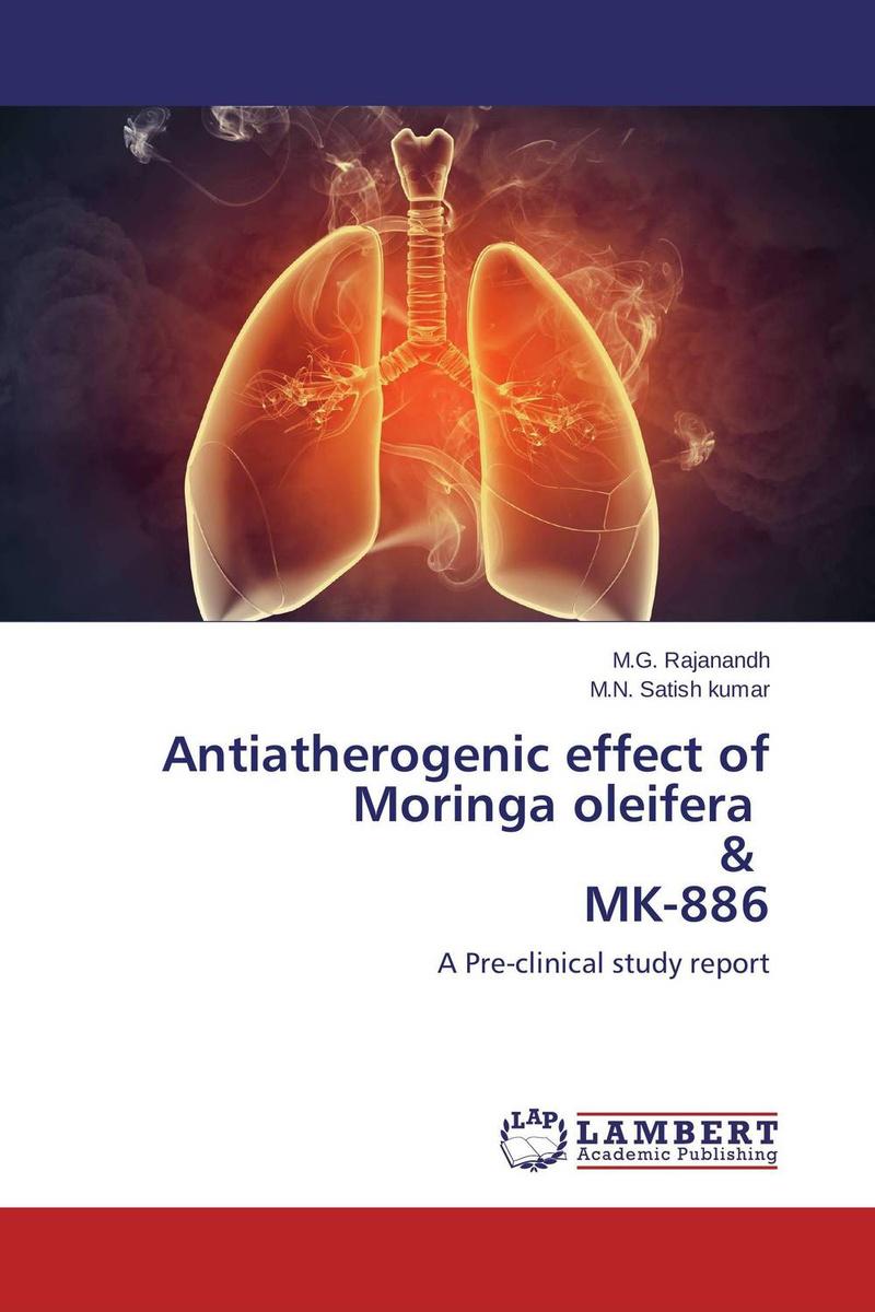 Antiatherogenic effect of Moringa oleifera & MK-886 #1