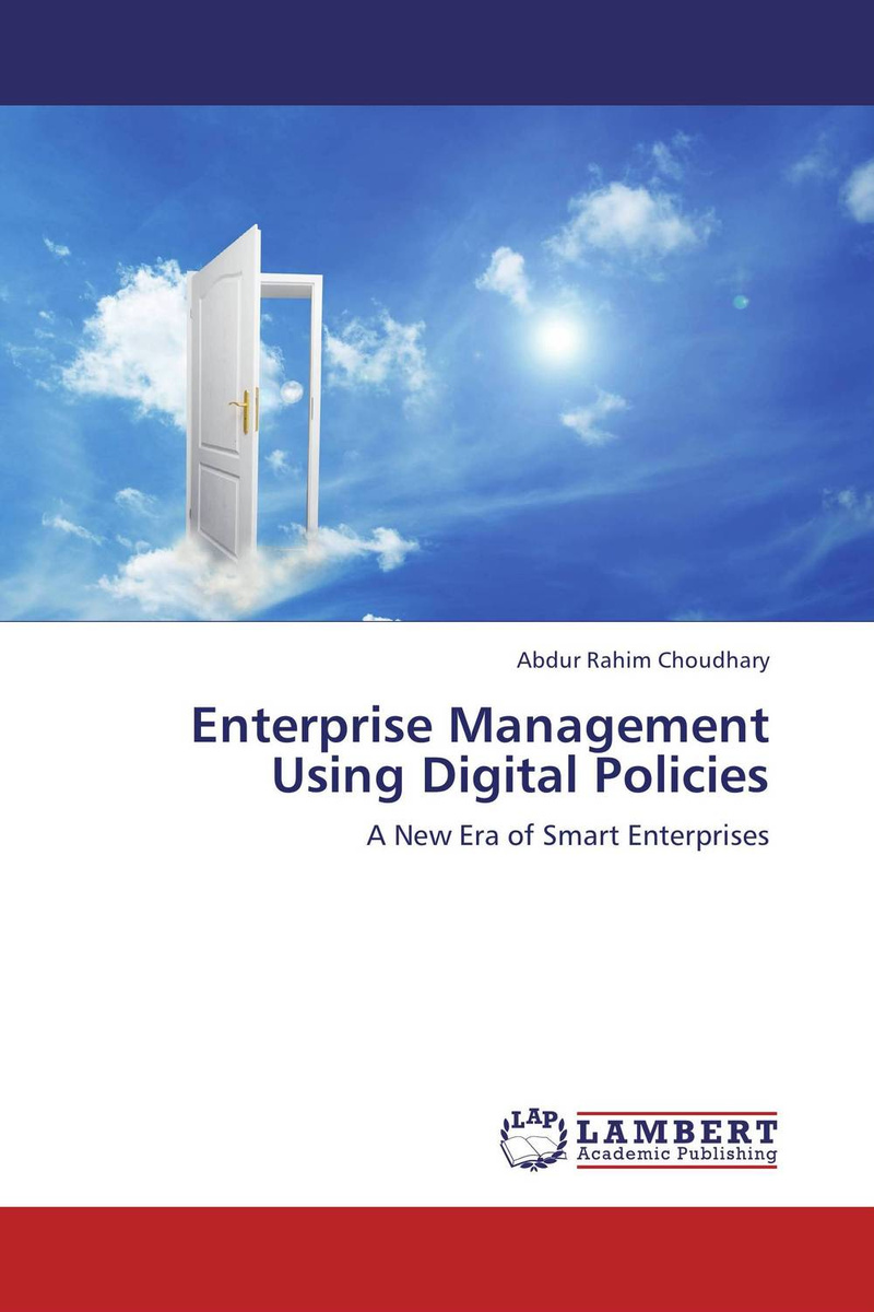 Enterprise Management Using Digital Policies #1