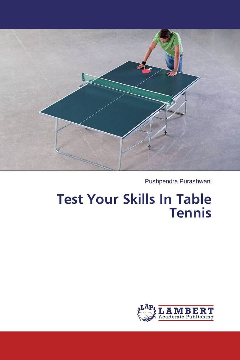 Test Your Skills In Table Tennis #1