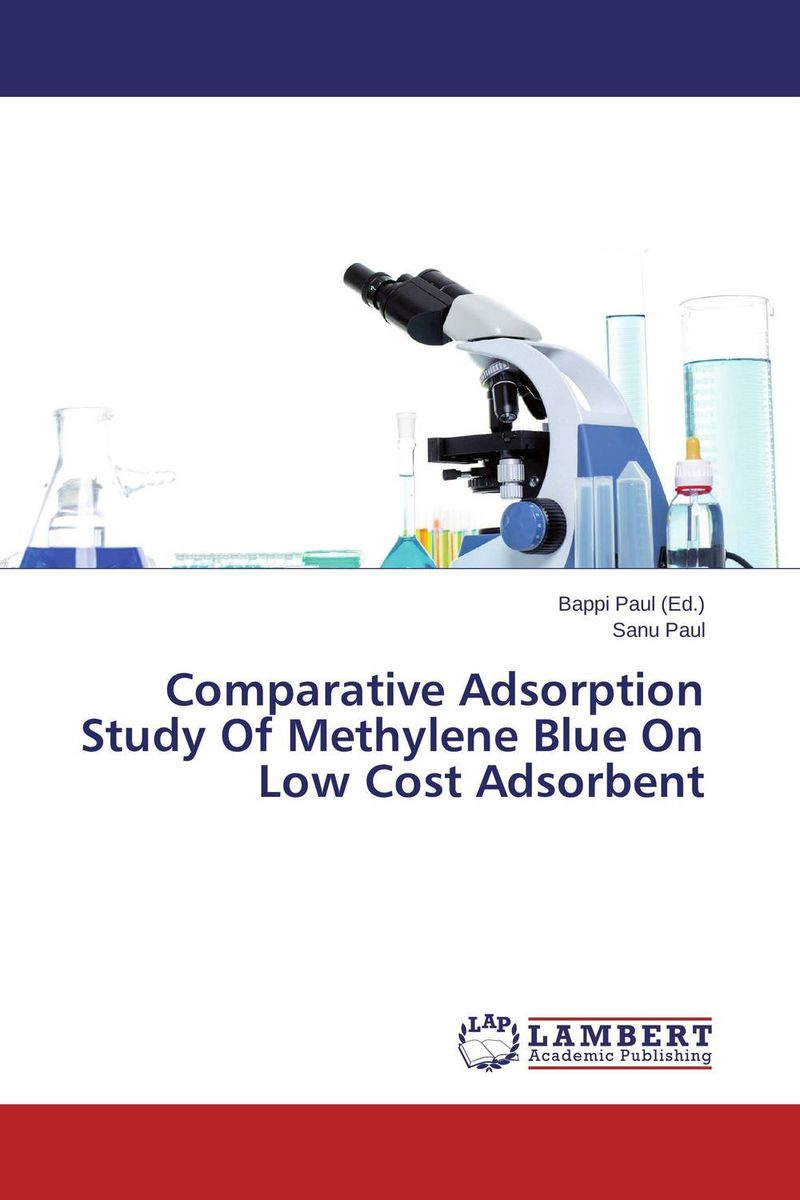 Comparative Adsorption Study Of Methylene Blue On Low Cost Adsorbent #1