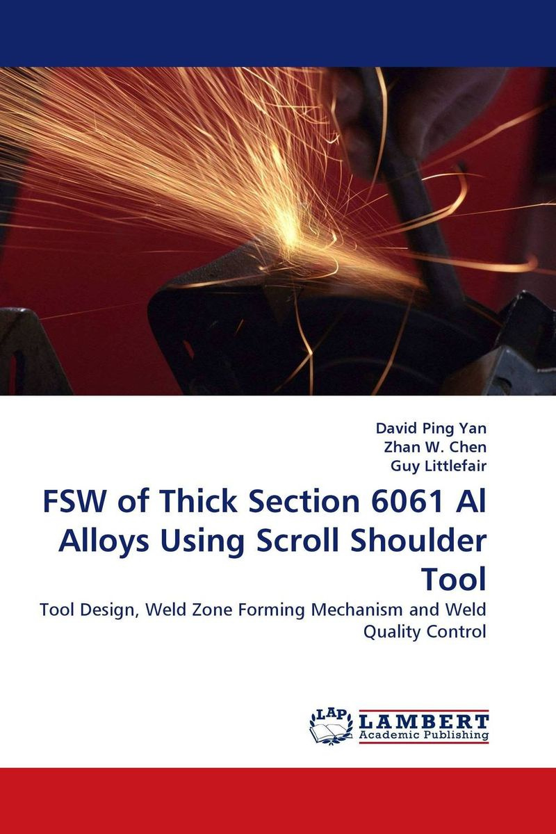 FSW of Thick Section 6061 Al Alloys Using Scroll Shoulder Tool #1