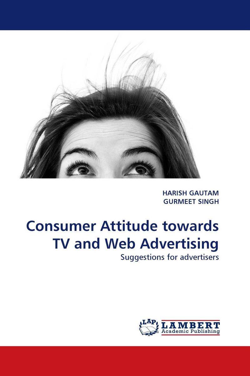 Consumer Attitude towards TV and Web Advertising #1