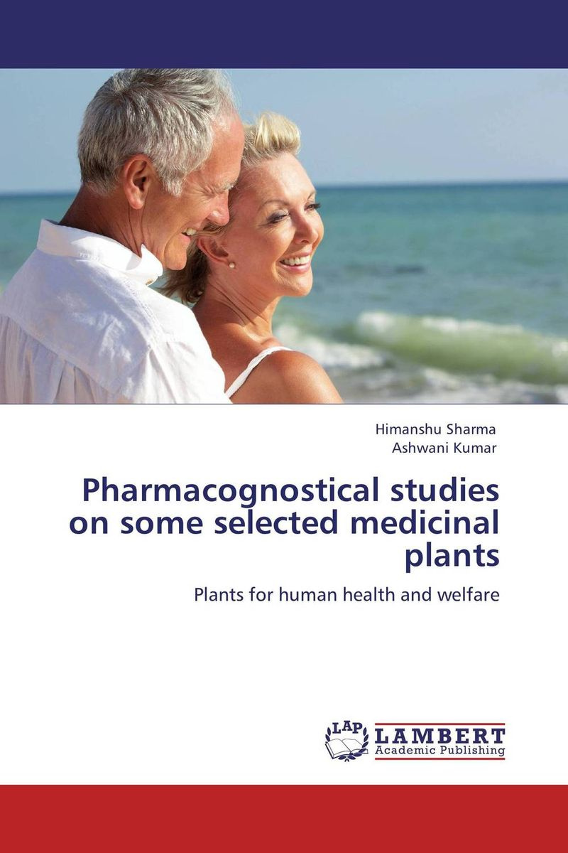 Pharmacognostical studies on some selected medicinal plants #1