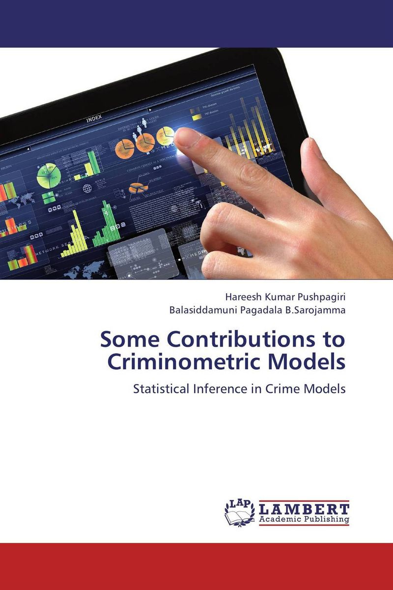 Some Contributions to Criminometric Models #1