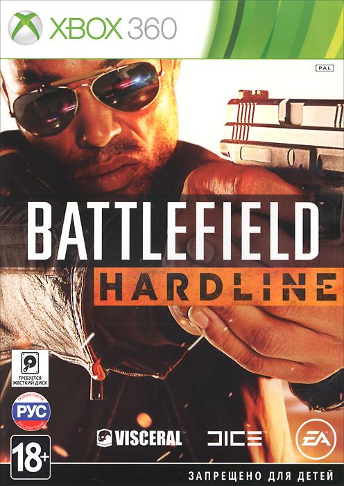 Игра Battlefield Hardline (XBox360, Русская версия) #1