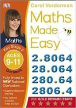 Maths Made Easy: Decimals Ages 9-11 Key Stage 2 #1