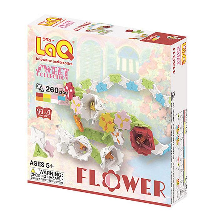 """Конструктор LaQ """"Flower"""", 260 элементов #1"""