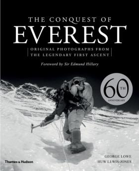 The Conquest of Everest: Original Photographs from the Legendary First Ascent | Lewis-Jones Huw, Лоу #1