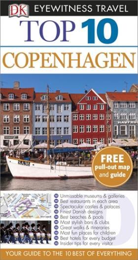 DK Eyewitness Top 10 Travel Guide: Copenhagen #1