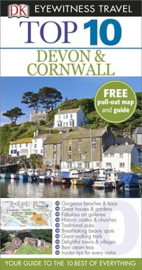 DK Eyewitness Top 10 Travel Guide: Devon & Cornwall #1