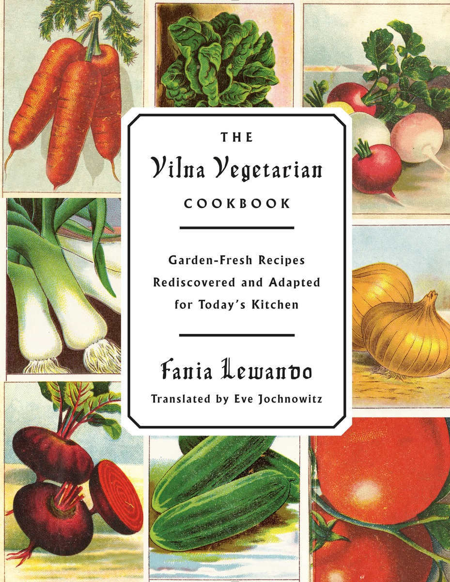 The Vilna Vegetarian Cookbook #1