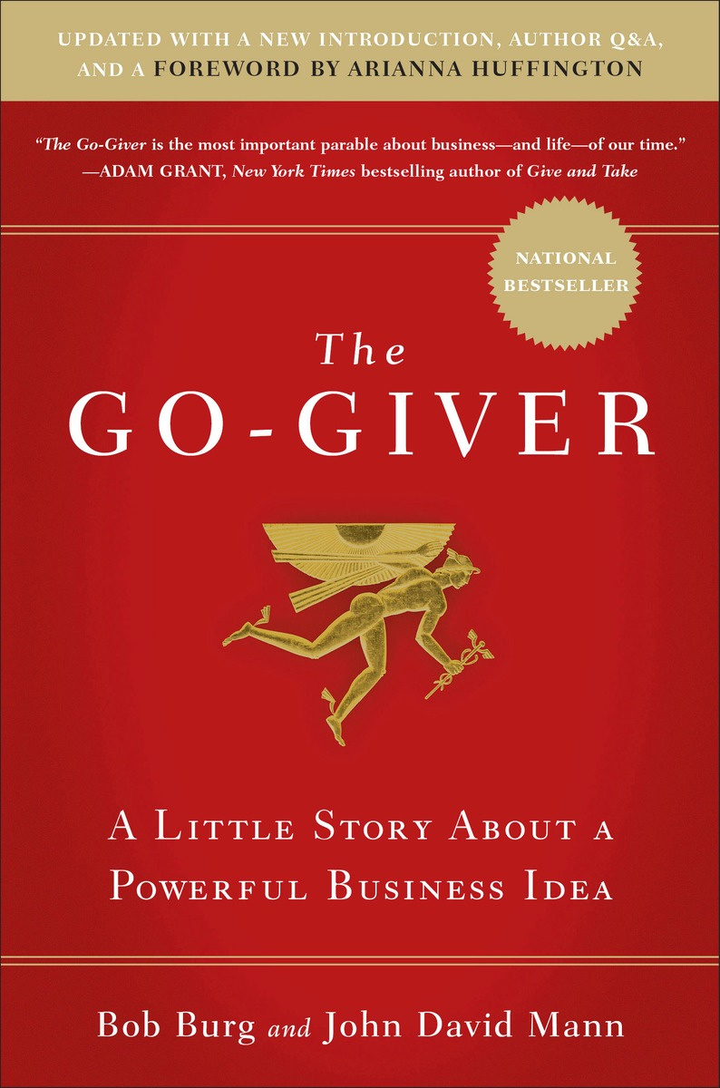 GO-GIVER (REISSUE) #1