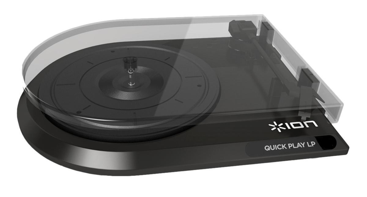 ION Audio Quick Play LP виниловый проигрыватель #1