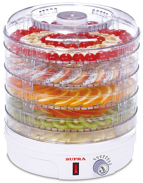 Supra DFS-211 сушилка для овощей и фруктов #1