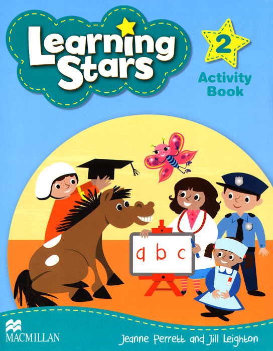 Learning Stars: Activity Book: Level 2 | Перретт Жанн, Leighton Jill #1