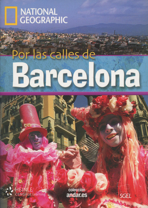 Por las calles de Barcelona: Level B2 (+ DVD) #1