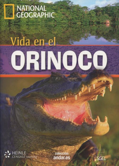 Vida en el Orinoco: Level A2 (+ DVD) #1