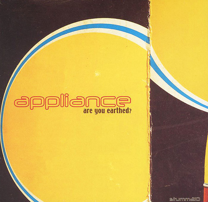 Appliance. Are You Earthed? #1