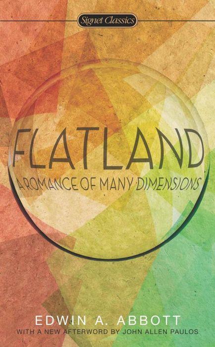 Flatland: A Romance of Many Dimensions   Abbott Edwin A. #1