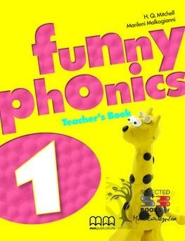Funny Phonics 1: Teacher's Book #1