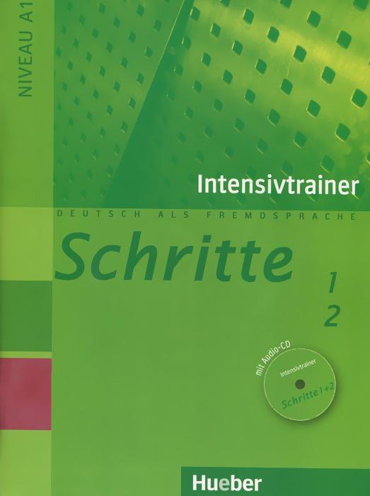 Schritte 1+2: Niveau A1: Deutsch als Fremdsprache: Intensivtrainer (+ CD) | Specht Franz, Niebisch Daniela #1