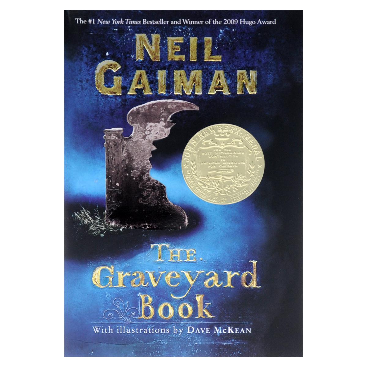 The Graveyard Book #1